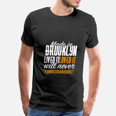 Brooklyn Brooklyn - Men's Premium T-Shirt