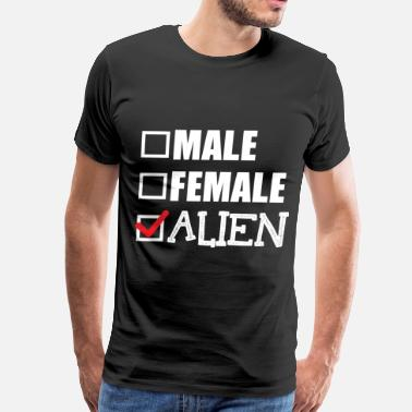 Alien - Men's Premium T-Shirt