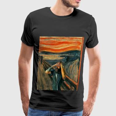 Death Grips The Scream (Death Grips) - Men's Premium T-Shirt