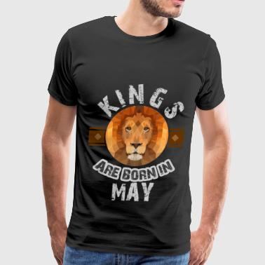 KING 5 B.png - Men's Premium T-Shirt
