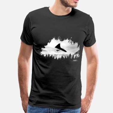Hang Gliders Hang-glider - Men's Premium T-Shirt