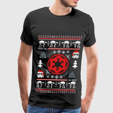 Galactic Empire Christmas sweater for Galactic - Star Wars fan - Men's Premium T-Shirt