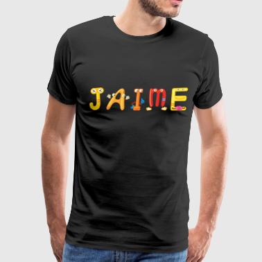 Jaime - Men's Premium T-Shirt