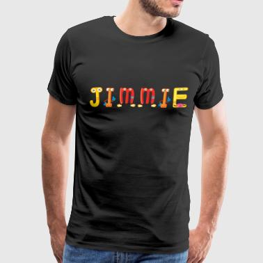 Jimmie - Men's Premium T-Shirt