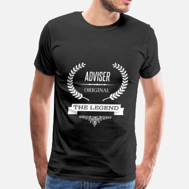 Adviser Adviser - Men's Premium T-Shirt