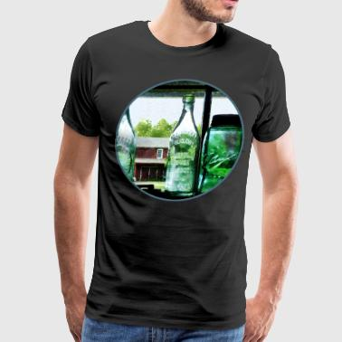 Bottles And Canning Jars - Men's Premium T-Shirt