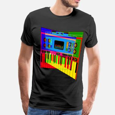 Music MIDI MAX - Men's Premium T-Shirt