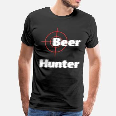 BeerHunter - Men's Premium T-Shirt