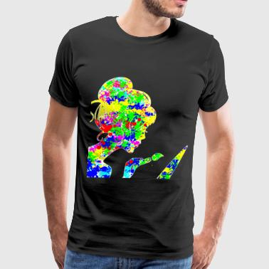 Painter - Men's Premium T-Shirt