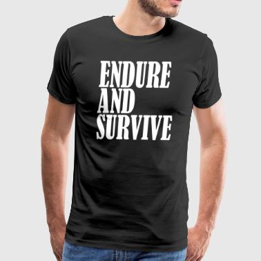 Endure - Men's Premium T-Shirt