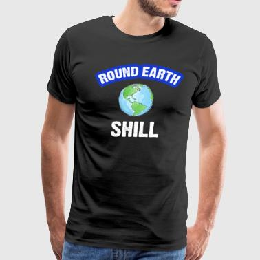 Round Earth Shill - Men's Premium T-Shirt