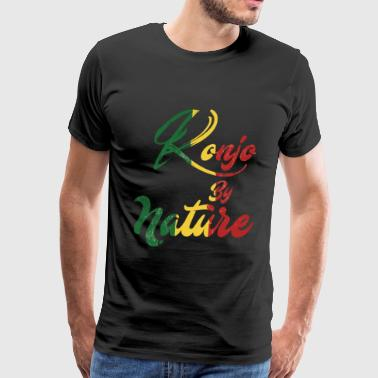 beautiful by nature - Men's Premium T-Shirt