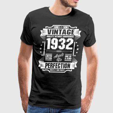 Vintage 1932 Perfection - Men's Premium T-Shirt