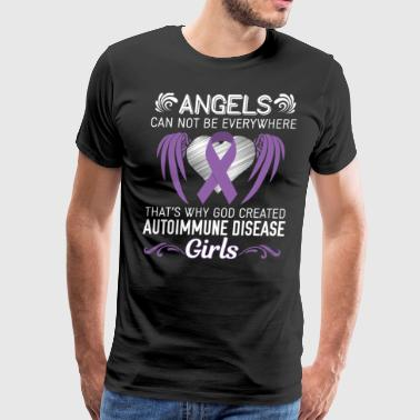 Autoimmune Autoimmune Disease Awareness - Men's Premium T-Shirt