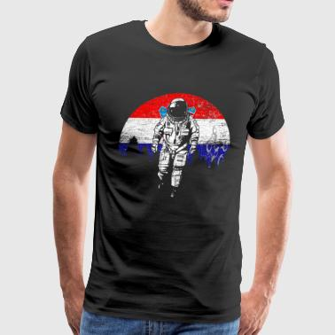 Croatia - Men's Premium T-Shirt