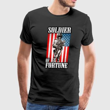 Soldier of Fortune - Men's Premium T-Shirt