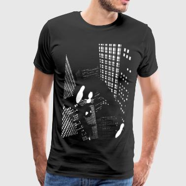 Night Spider - Men's Premium T-Shirt
