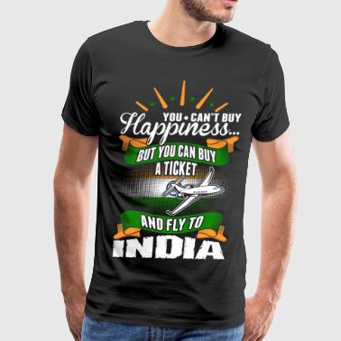 Air India You Cant Buy Happiness Fly To India - Men's Premium T-Shirt