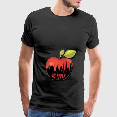 BIG APPLE HALLOWEEN - Men's Premium T-Shirt
