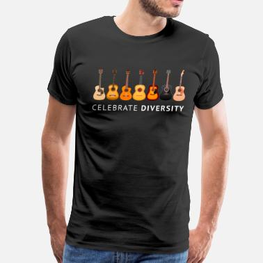 Gretsch Guitar Player Guitarist - Men's Premium T-Shirt