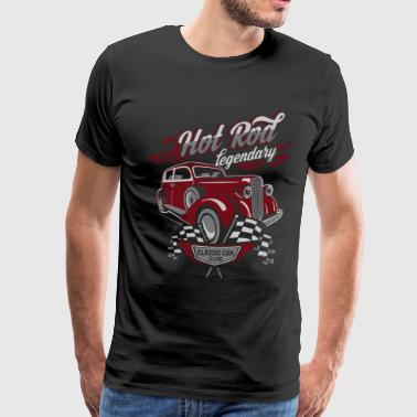 Hot Rod Hot rod - Men's Premium T-Shirt