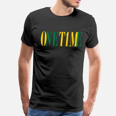3bet One Time - Men's Premium T-Shirt