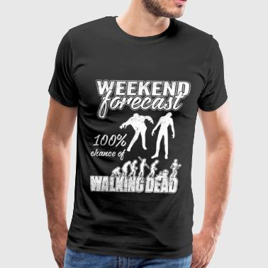 The walking dead The walking dead Walking de - Men's Premium T-Shirt