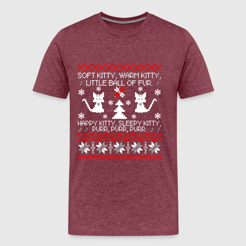 Ugly Christmas sweater for kitty lover by | Spreadshirt