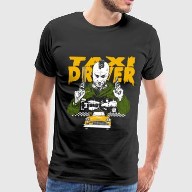 Taxi driver - Awesome t-shirt for taxi driver - Men's Premium T-Shirt
