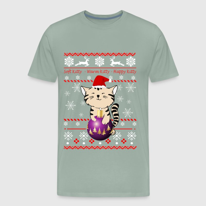 Christmas sweater for kitty fan - Soft, warm hap by | Spreadshirt