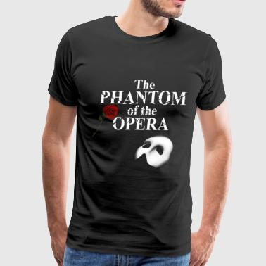 The phantom of the opera - t-shirt for fans - Men's Premium T-Shirt