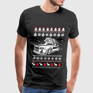 Rip Christmas sweater for Fast and furious fan - Men's Premium T-Shirt