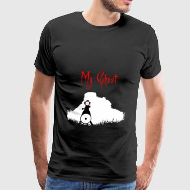Sniper T-shirt - It is my ghost - Men's Premium T-Shirt