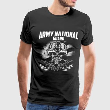 Army national guard - Army national guard - army - Men's Premium T-Shirt