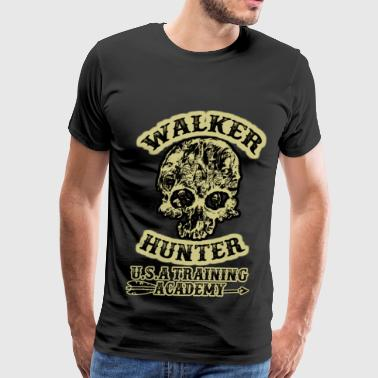 Hunter Walker - USA training academy - Men's Premium T-Shirt