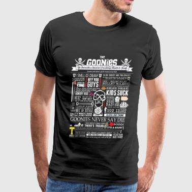 The Goonies - You want a candy bar? - Men's Premium T-Shirt