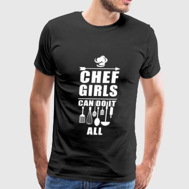 chef gir - Men's Premium T-Shirt