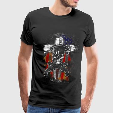 military police, k9 military police, army veteran  - Men's Premium T-Shirt