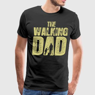 The Walking Dad The Walking Dad - Men's Premium T-Shirt