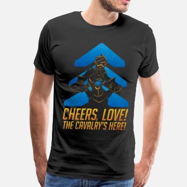 Mercy Cheers Love - Men's Premium T-Shirt