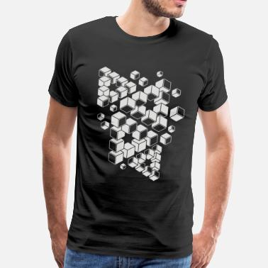 Impossible Triangle Impossible Triangles - Men's Premium T-Shirt