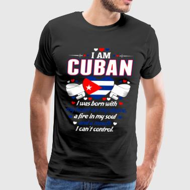 I Am Cuban - Men's Premium T-Shirt