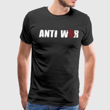 Anti war - Men's Premium T-Shirt