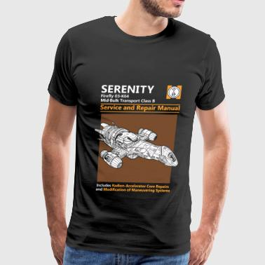 Serenity - Service and repair manual - Men's Premium T-Shirt