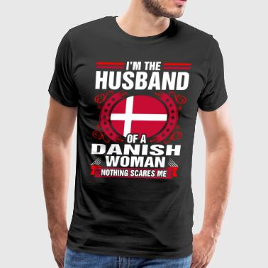 Im The Husband Of A Danish Woman - Men's Premium T-Shirt