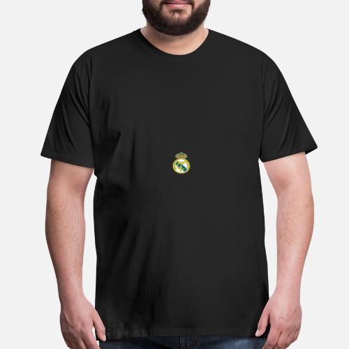 335f9cffd Real Madrid Logo 256 1 Men S Premium T Shirt Sprehirt