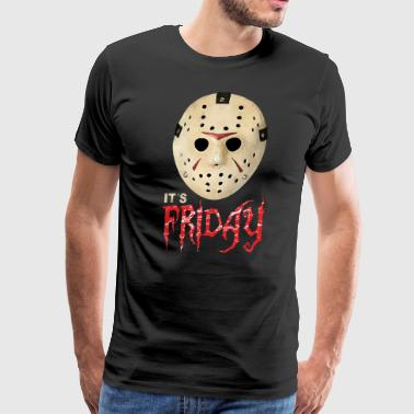 Friday 13th Unlucky Day - Men's Premium T-Shirt