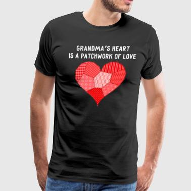 Mother's day shirt for Grandma - Men's Premium T-Shirt