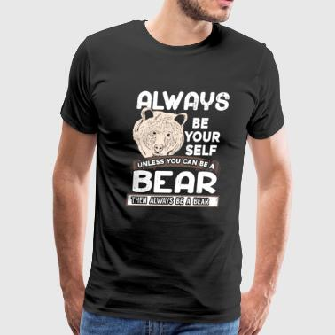 Alps Bear - Men's Premium T-Shirt