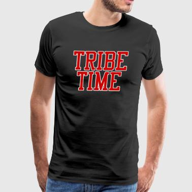 TRIBE TIME - Men's Premium T-Shirt